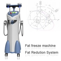 fat freezing cryolipolise machine silical gel handle better can protect our skin