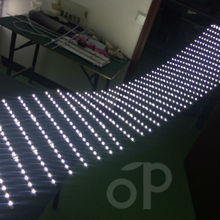 hot sale flexible led mesh curtain LED backlight made in China/good quality led strip