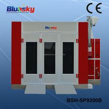 2015 good choice China supplier CE car body paint/spray booth for wood/spray booth for car