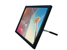 15.4inch drawing digital pen tablet monitor, pen tablet pc digitizer