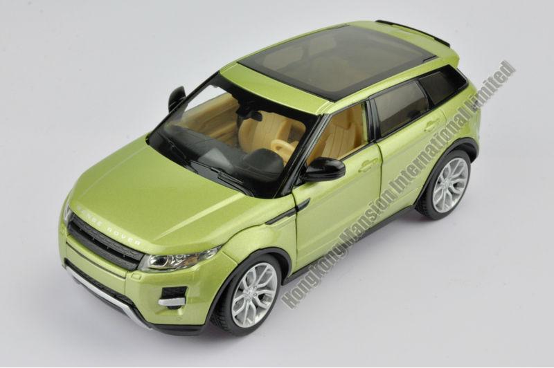 124 Alloy Car Model For Range Rover Evoque-8