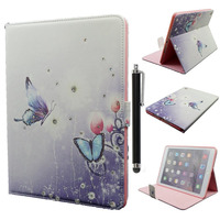 2016 Colorful and Fashion Design Protective Smart Cover For Ipad Mini 4 With Stand Function