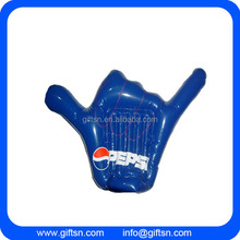 hot sale inflatable hand replica New Design Inflatable Finger