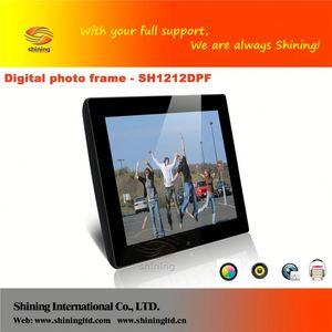 Sh1212dpf image vidéo numérique de vendre l'usine/lecteur vidéo