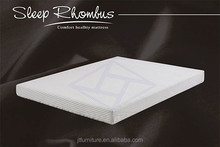 Europe Style Fabric Pocket Spring Natural Latex Mattress Full Medicated Mattress