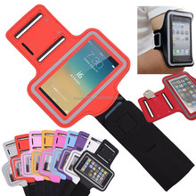 2015 Fashion Adult Arm Bag, Workout Sport Armband Case Pouch Holder with logo