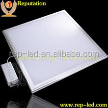 Shenzhen wholesale 60w frameless led light panel 60cm x 60cm for office lighting 3 years warranty