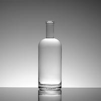 High quality glass bottles for liquor Wholesale liquor prices