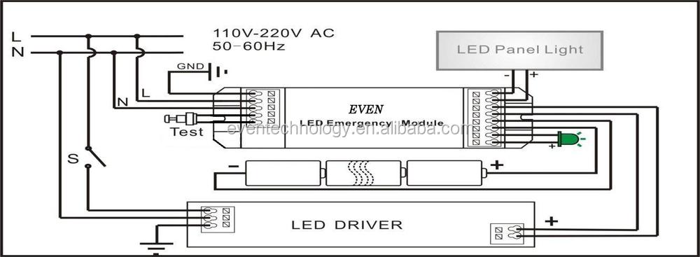 emergency led driver wiring diagram wiring wiring car repair diagrams rh aslink org LED Bar Wiring Diagram LED Strip Wiring-Diagram
