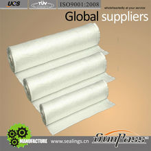 Tejido de fibra de vidrio multiaxial vidrio E, fibra de vidrio de tela