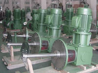 Side entry chemical/oil/waste water agitator