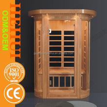 RC-A1104 salt sauna and steam outdoor sauna room for salt sauna