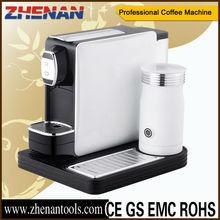 combiเครื่องแคปซูลnespressoกับfrotherนม