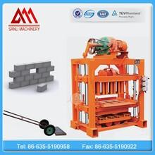 Best Selling Products QT4-40 Cheap Concrete Block Making Machine