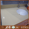 Cream Marfil Quartz Stone Vanity Top