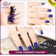 Fashion healthy gel nail polish