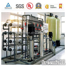 Commercial RO water treatment system---1500GPD with pre-treatment