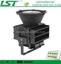 High Bay Lamp 100-480W IP65 Waterproof Meanwell Driver Garage Lighting 5 Years Warranty High Bay LED Light Fixtures