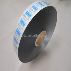 hot sell PET/AL/LLDPE material aluminimum film for sachet