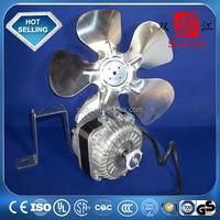 Hot Sale ELCO type Shaded Pole 230v Refrigerator Fan Motor