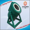 JC 1200C Chemical Portable Gold Melting Crucible Furnace Made in China