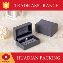 Gift & Craft Industrial Use and Accept Custom Order cufflink gift box,cufflink box with brand logo