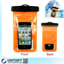 Fashion Mobile Phone PVC Waterproof Case