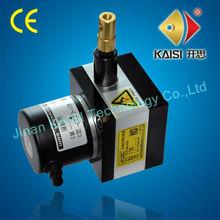 Rango de carrera 0 - 500 mm y 0 - 5 V / 0 - 10 V voltaje de salida KS16-500-V alta calidad analógica lineal del potenciómetro