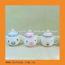 Cool Pig Head Magnesium Porcelain Milk Cup 6H7496