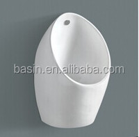 YJ2011 Alibaba wall mounting sensor urinal small size for male