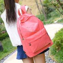 Women bags Backpack Girl School Fashion Shoulder Bag Rucksack Nylon Travel bags