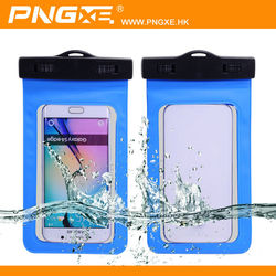 Cheap Price Universal Transparent PVC Waterproof Phone Case Bag For Mobile Phone