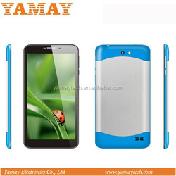 slim 6.98 inch phablet unlocked 3g/gsm tablet pc built in two camera