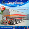 Top products for 2105 Tri axle oil tanker trailers/50000 liters fuel tank semi trailer/gasoline transport tank trailer