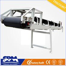 conveyor belt machine for quarry,concrete belt conveyor