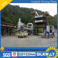 TIETUO Bitumen Machine 48t/h Asphalt Mixing Plant LB-600 for Sale
