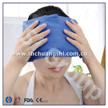 2015 best selling custom gel cold and hot pad