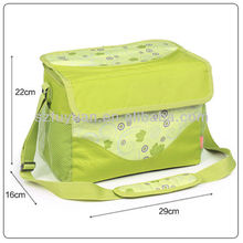 300D oxford collapsible cooler bag