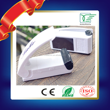 Mini plastic food bag heat sealer for home appliance