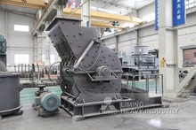 Coal mine and the European version of coarse grinding equipment