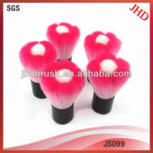 Wholesale nylon hair kabuki brush