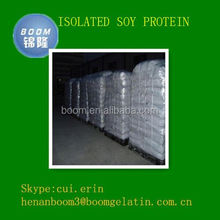 Factory price organic textured soy protein
