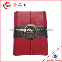 Top quality leather wine carrier at best price in shanghai