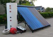 EN12976 , CE , Solarkeymark , RoHS , CCC approved hot sale high quality split pressurized solar water heater