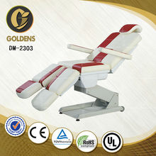new styling 5 motors electric facial bed & massage table for sale salon furniture supplier