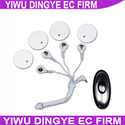 Electric Shock Sex Toys 2014 New Baile Adult Sex Products Clit Nipple Vagina Massager for Women