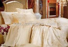 The Most Popular--4pcs Classic Silk/Cotton Jacquard Bedding Sets