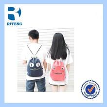 Fasion Promotional Drawstring Mesh Bag Eco-friendly Customized Durable Wholesale Cotton Drawstring Bag