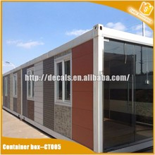 prefabricated shipping container home