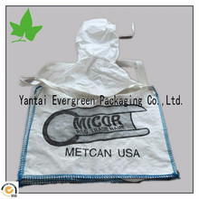 100% raw material 1 ton bag plastic bag /1 ton big bagused /pp jumbo bags
